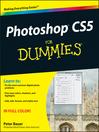Photoshop CS5 For Dummies (eBook)