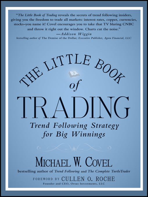 The Little Book of Trading (eBook): Trend Following Strategy for Big Winnings