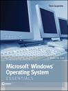 Microsoft Windows Operating System Essentials (eBook)