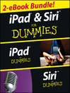 iPad & Siri For Dummies eBook Set (eBook)