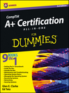 CompTIA A+ Certification All-in-One For Dummies (eBook)