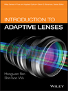 Introduction to Adaptive Lenses (eBook)