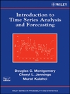 Introduction to Time Series Analysis and Forecasting (eBook)