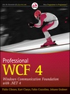 Professional WCF 4 (eBook): Windows Communication Foundation with .NET 4