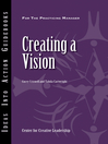 Creating a Vision (eBook)