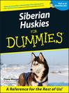 Siberian Huskies For Dummies (eBook)
