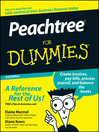 Peachtree For Dummies (eBook)