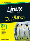 Linux All-in-One For Dummies (eBook)