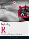 Beginning R (eBook): The Statistical Programming Language
