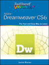 Teach Yourself VISUALLY Adobe Dreamweaver CS6 (eBook)