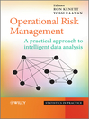 Operational Risk Management (eBook): A Practical Approach to Intelligent Data Analysis