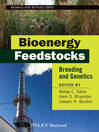 Bioenergy Feedstocks (eBook): Breeding and Genetics