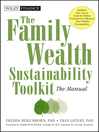 The Family Wealth Sustainability Toolkit (eBook): The Manual