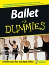Ballet For Dummies (eBook)