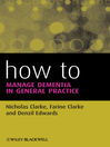 How to Manage Dementia in General Practice (eBook)