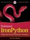 Professional IronPython (eBook)