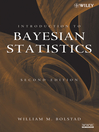 Introduction to Bayesian Statistics (eBook)