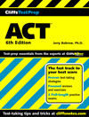 CliffsTestPrep<sup>TM</sup> ACT<sup>TM</sup> Quick Review