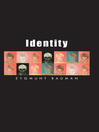Identity (eBook): Coversations With Benedetto Vecchi