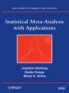 Statistical Meta-Analysis with Applications (eBook)