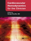 Cardiovascular Hemodynamics for the Clinician (eBook)