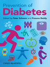 Prevention of Diabetes (eBook)
