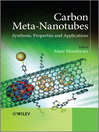 Carbon Meta-Nanotubes (eBook): Synthesis, Properties and Applications