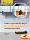Air Travel and Health (eBook): A Systems Perspective