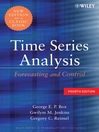 Time Series Analysis (eBook): Forecasting and Control