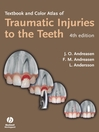 Textbook and Color Atlas of Traumatic Injuries to the Teeth (eBook)