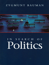 In Search of Politics (eBook)