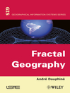 Fractal Geography (eBook)