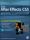 Adobe After Effects CS5 Digital Classroom (eBook)