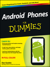 Android Phones For Dummies eBook