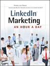 LinkedIn Marketing (eBook): An Hour a Day