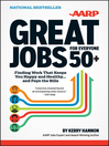Great Jobs for Everyone 50+ (eBook): Finding Work That Keeps You Happy and Healthy ... And Pays the Bills
