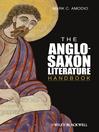 The Anglo Saxon Literature Handbook (eBook)