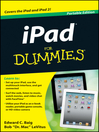 iPad For Dummies (eBook)