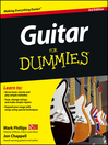 Guitar For Dummies (eBook)