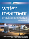 MWH's Water Treatment (eBook): Principles and Design