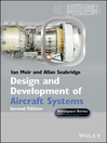 Design and Development of Aircraft Systems (eBook)