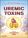 Uremic Toxins (eBook)
