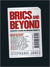 BRICs and Beyond (eBook): Lessons on Emerging Markets