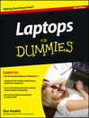Laptops For Dummies (eBook)