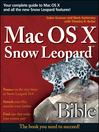 Mac OS X Snow Leopard Bible (eBook)