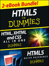 HTML5 For Dummies eBook Set (eBook)