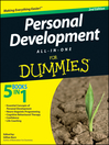 Personal Development All-in-One (eBook)