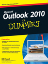 Outlook 2010 For Dummies (eBook)