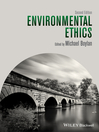 Environmental Ethics (eBook)