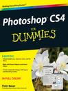 Photoshop CS4 For Dummies (eBook)